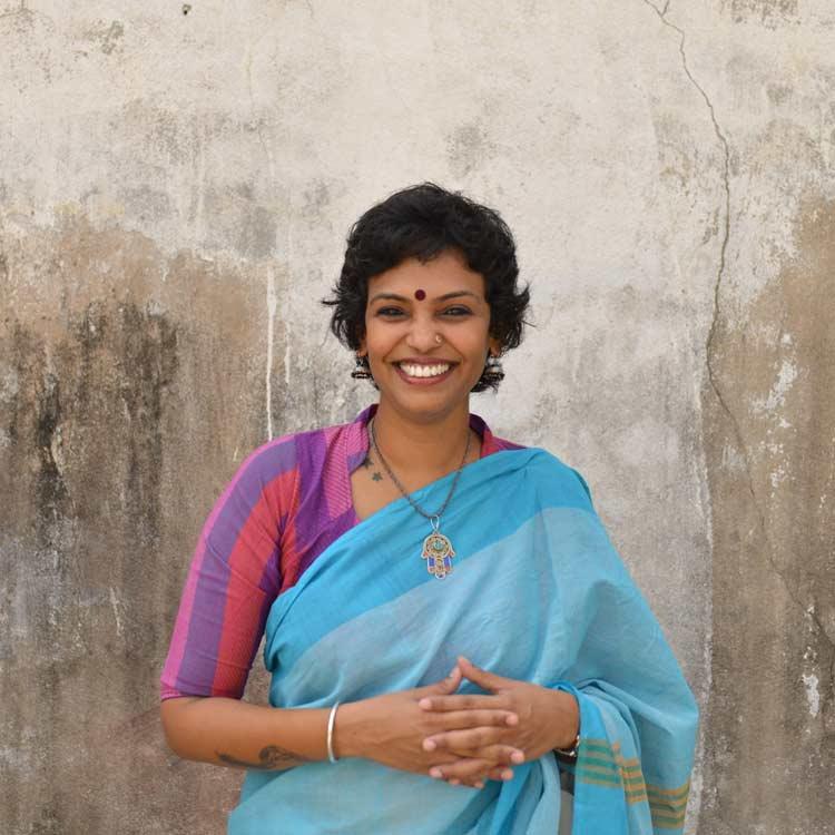 Photo of Anusha Bharadwaj