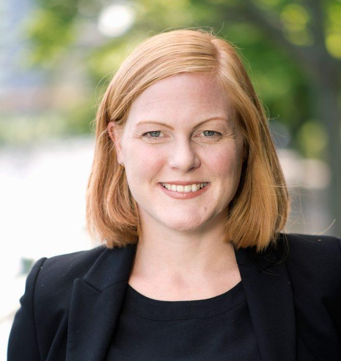 Åsa Månsson, Vice-Chair